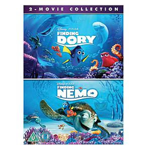 Finding Dory/Finding Nemo Double Pack DVD - Dvd Gifts