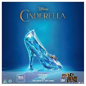Cinderella Live Action - Big Sleeve Edition