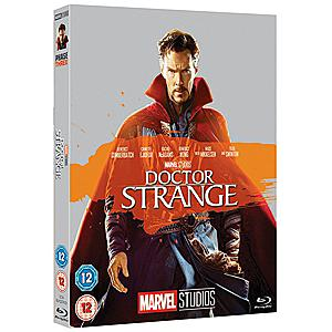 Doctor Strange Blu-ray - Doctor Gifts