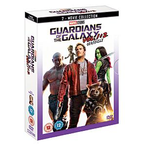 Guardians of the Galaxy/Guardians of the Galaxy Vol. 2 Doublepack DVD - Dvd Gifts