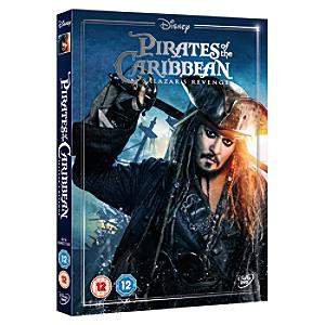 Pirates of the Caribbean: Salazar's Revenge DVD - Dvd Gifts