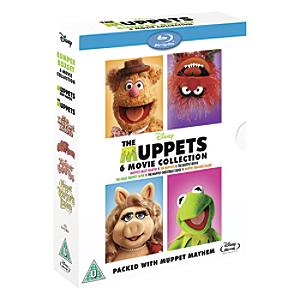 The Muppets Blu-ray Boxset - Muppets Gifts