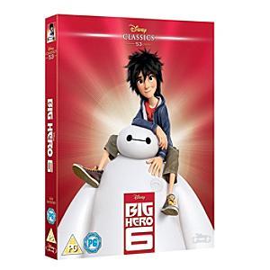 Big Hero 6 Blu-ray - Big Hero 6 Gifts