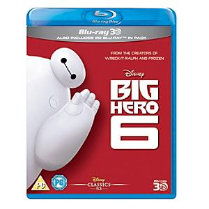 Big Hero 6 3D Blu-ray - Big Hero 6 Gifts