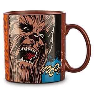 Star Wars - Chewbacca Becher im Comic-Stil