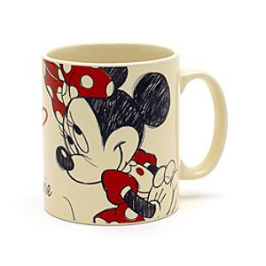 Minnie Mouse Personalised Mug - Minnie Mouse Gifts