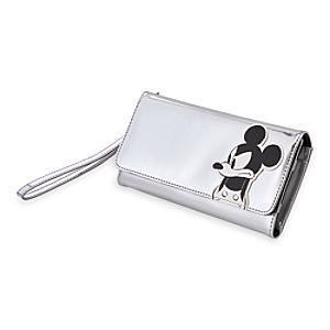 Disney Store Mickey Mouse Greyscale Wallet