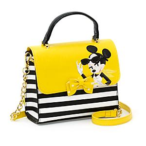 Sac bandoulière Minnie Mouse Signature