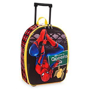Spider-Man Homecoming Rolling Luggage - Marvel Gifts