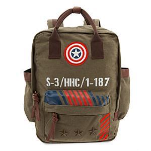 Captain America Military Range Backpack - Marvel Gifts