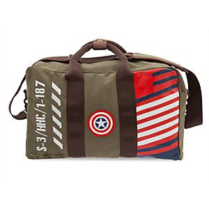 Captain America Military Range Kit Bag - Marvel Gifts