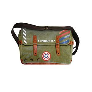 Captain America Military Range Satchel - Military Gifts