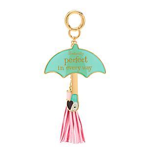 Disney Store Mary Poppins Returns Umbrella Bag Charm