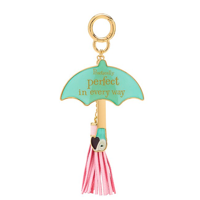 Disney Store breloque de sac parapluie, le retour de mary poppins