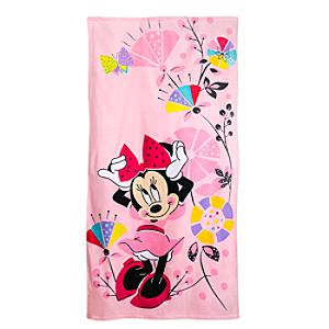 Minnie Mouse Towel - Minnie Mouse Gifts