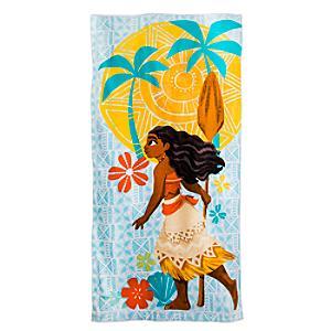 Moana Towel - Moana Gifts