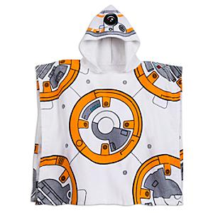 R2-D2 Hooded Towel For Kids - Disney Store Gifts
