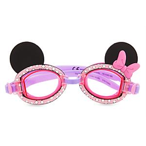 Minnie Mouse Swimming Goggles For Kids - Swimming Gifts