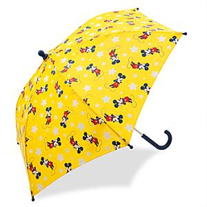 Mickey Mouse Colour Changing Umbrella For Kids - Umbrella Gifts