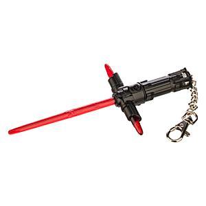 Star Wars: The Force Awakens Kylo Ren Lightsaber Keyring - Keyring Gifts