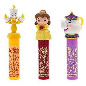 Belle Character Lip Balm, Set of 3 - Lip Balm Gifts