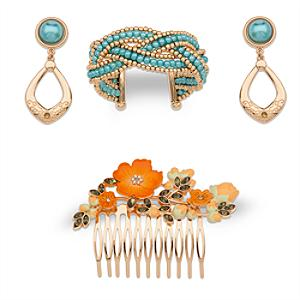 Elena of Avalor Jewellery Set - Elena Of Avalor Gifts