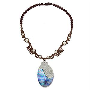 Moana Singing Shell Necklace - Moana Gifts