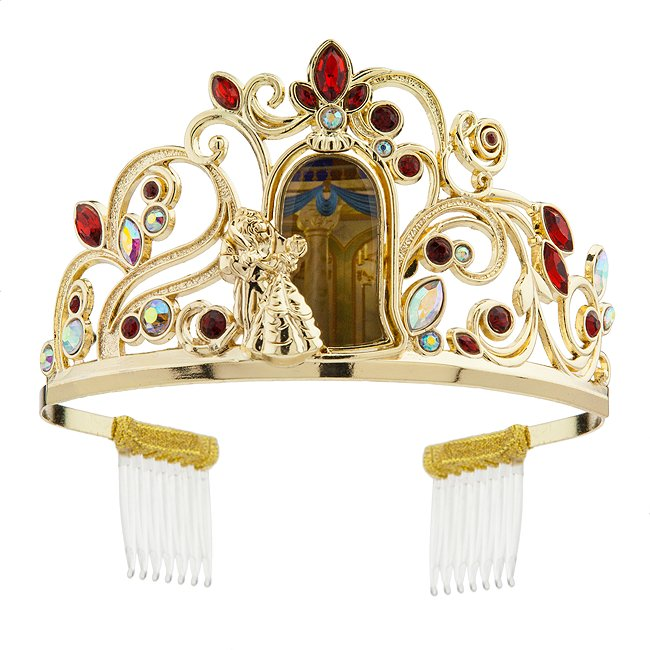 Image of Tiara per costume Belle Disney Store