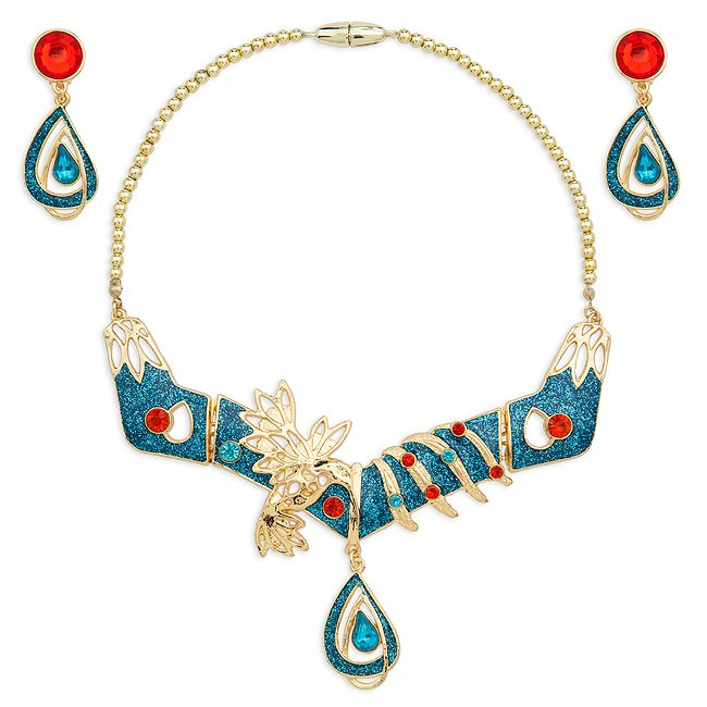 Image of Set gioielli per costume Pocahontas Disney Store