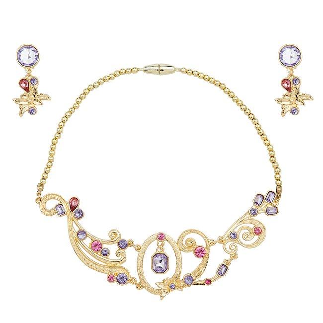 Image of Set gioielli per costume Rapunzel Disney Store