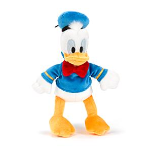 Donald Mini Bean Bag Soft Toy