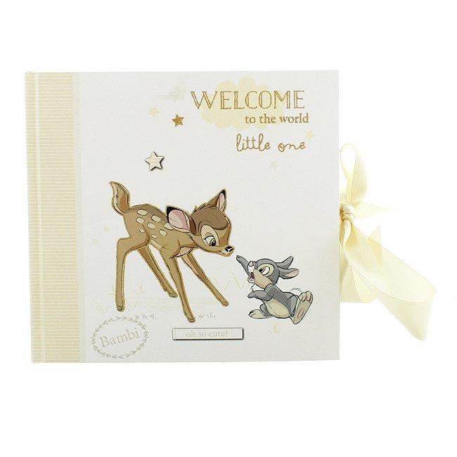Image of Album photo Bambi pour bébé