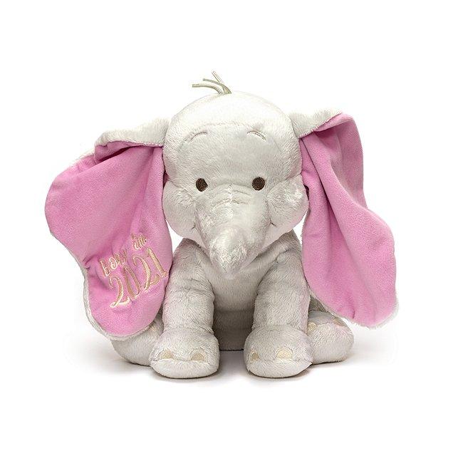 Peluche pequeño para bebé Dumbo 2021, Disney Store