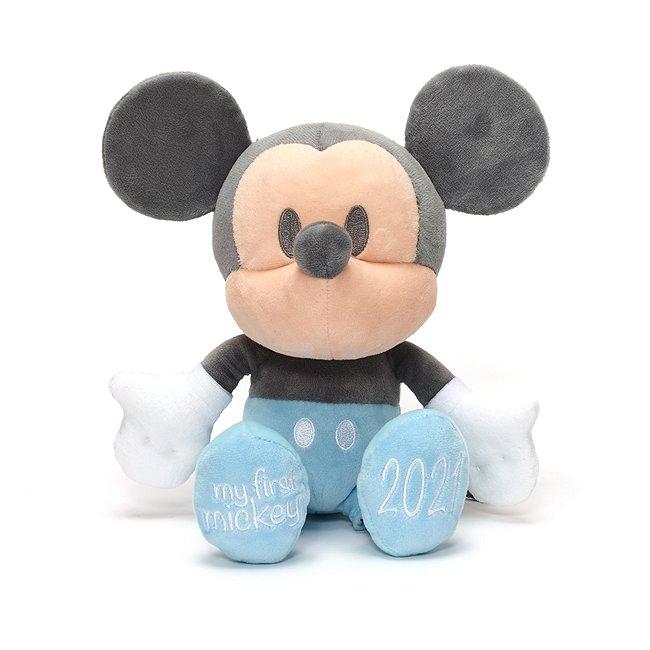 Peluche pequeño mi primer Mickey 2021, Disney Store