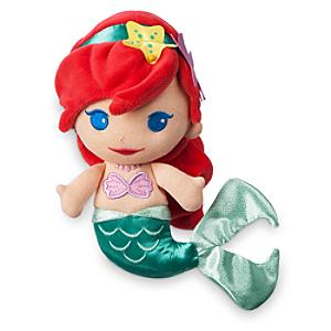 The Little Mermaid Baby Rattle - Little Mermaid Gifts