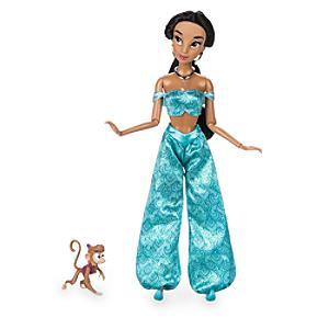 Aladdin - Klassische Prinzessin Jasmin Puppe