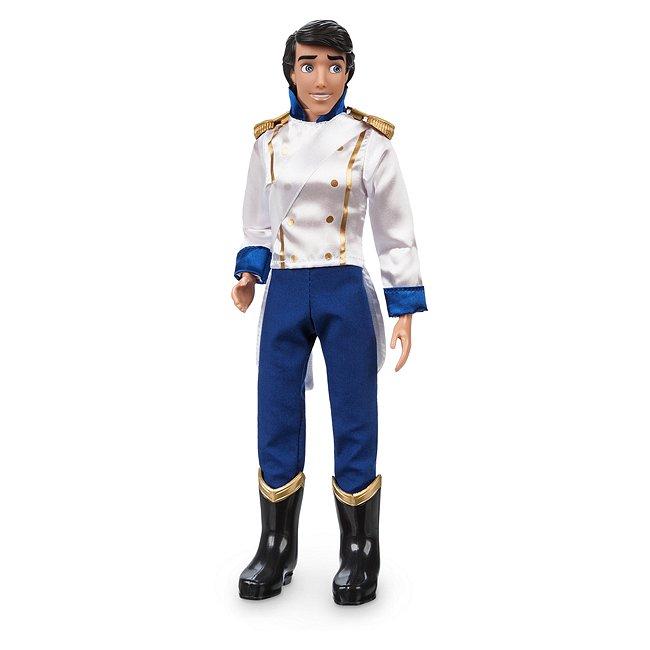 Poupée Prince ?ric classique, La Petite Sirène, Disney Store