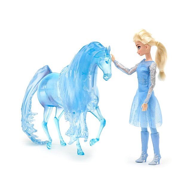 Disney Store coffret elsa et nokk, la reine des neiges2