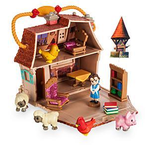 Belle Micro Playset, Disney Animators' Collection Littles
