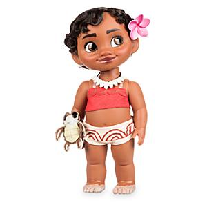 Moana Animator Doll