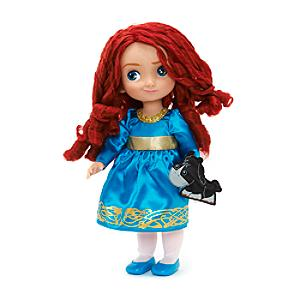 Merida Animator Doll, Brave - Merida Gifts