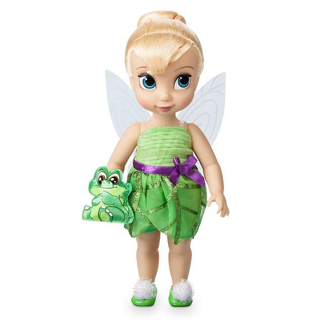 Disney Store poupée fée clochette, disney animators