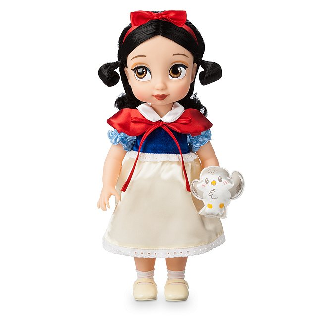Disney Store poupée blanche neige, disney animators