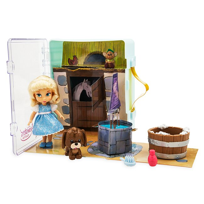 Disney Store coffret cendrillon, disney animators