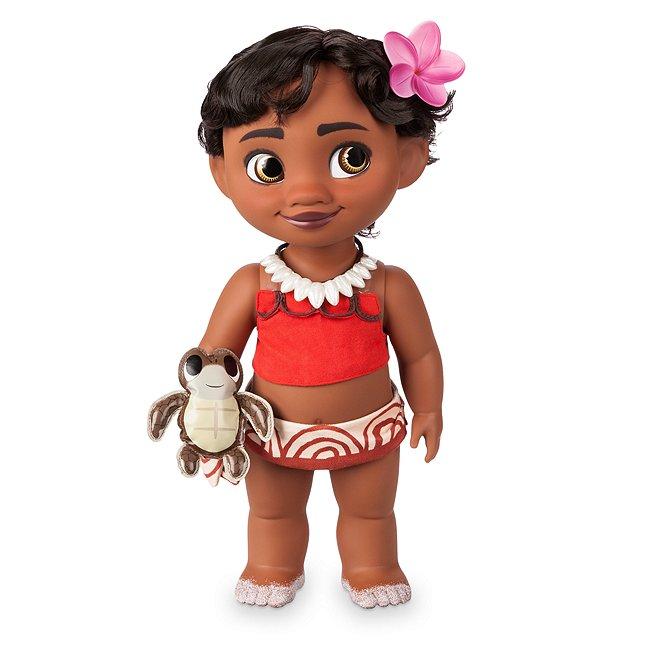 Disney Store poupée animator vaiana