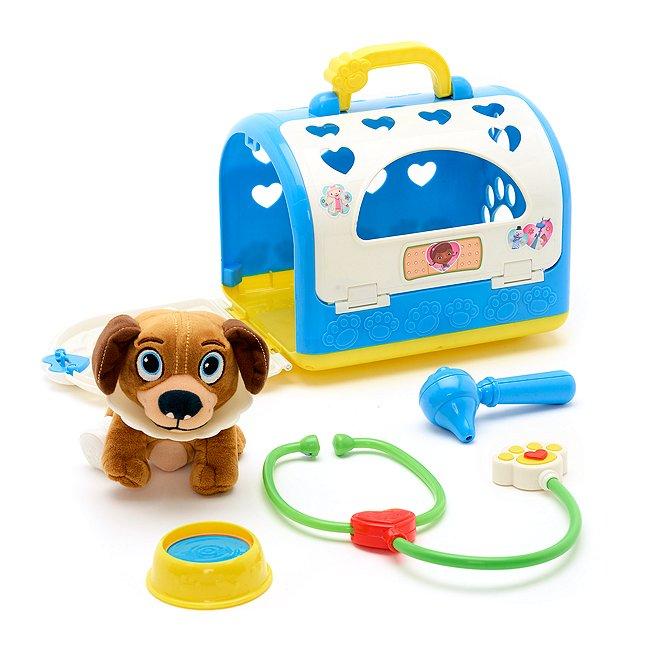 Transportín para perrito de la Doctora Juguetes, Disney Store