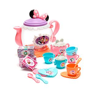 Minnie Mouse Teapot Playset