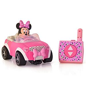 Minnie Mouse Remote Control Car - Remote Control Gifts