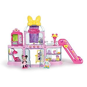 Minnie Mouse Shopping Mall - Shopping Gifts