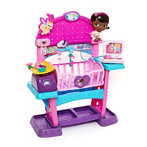 Doc McStuffins Baby All-in-One Nursery Play Set - Doc Mcstuffins Gifts
